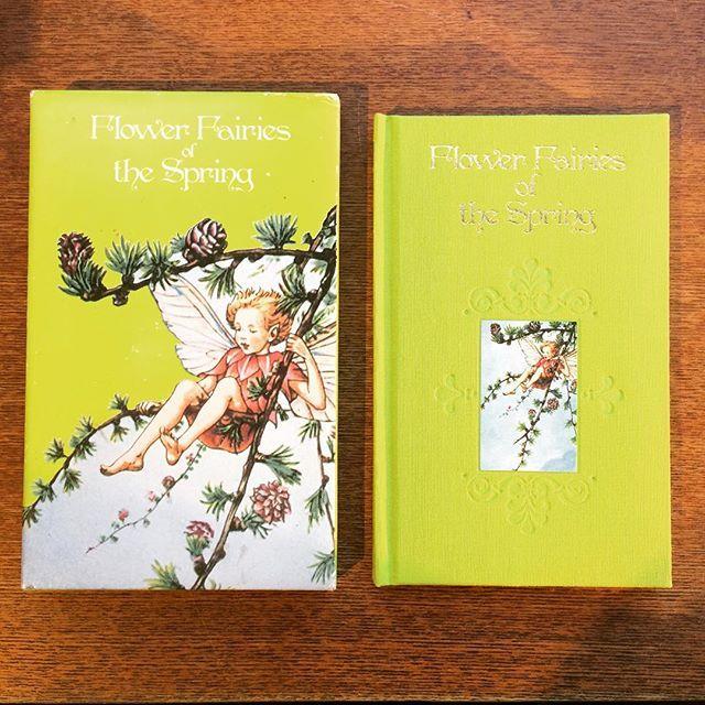 絵本「Flower Fairies of the Spring/Cicely Mary Barker」 - 画像1