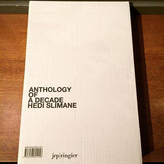 写真集「Anthology of a Decade/Hedi Slimane」 - 画像1