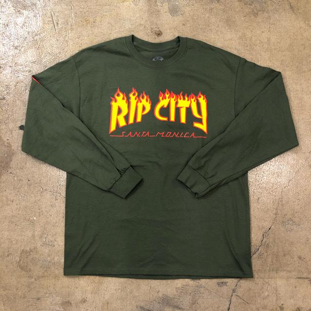 Rip City Skates #L/S Tee