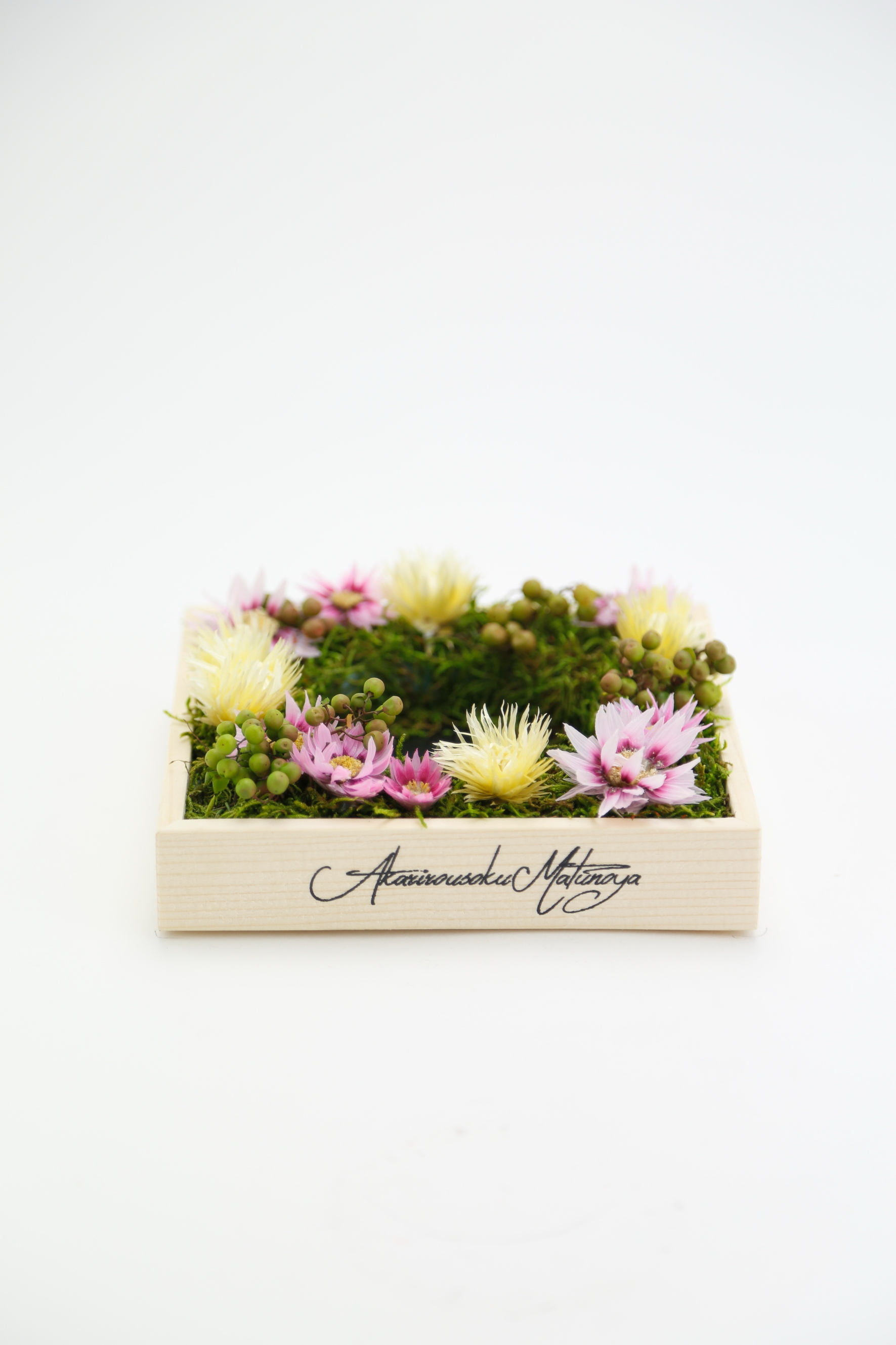 No.214 flower candle stand   gift box 5700