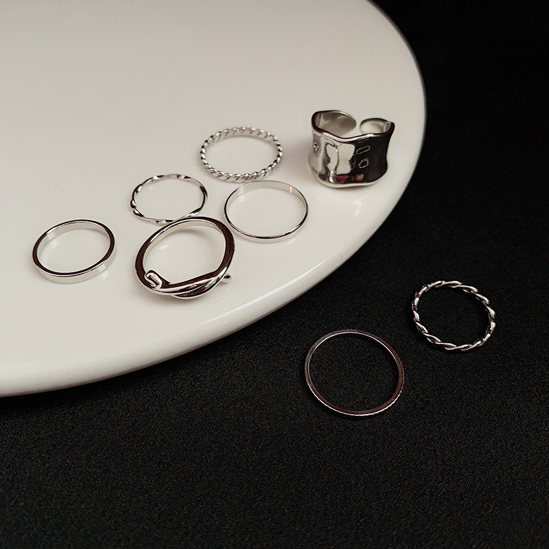 8ピースリングセット【8 piece ring set】