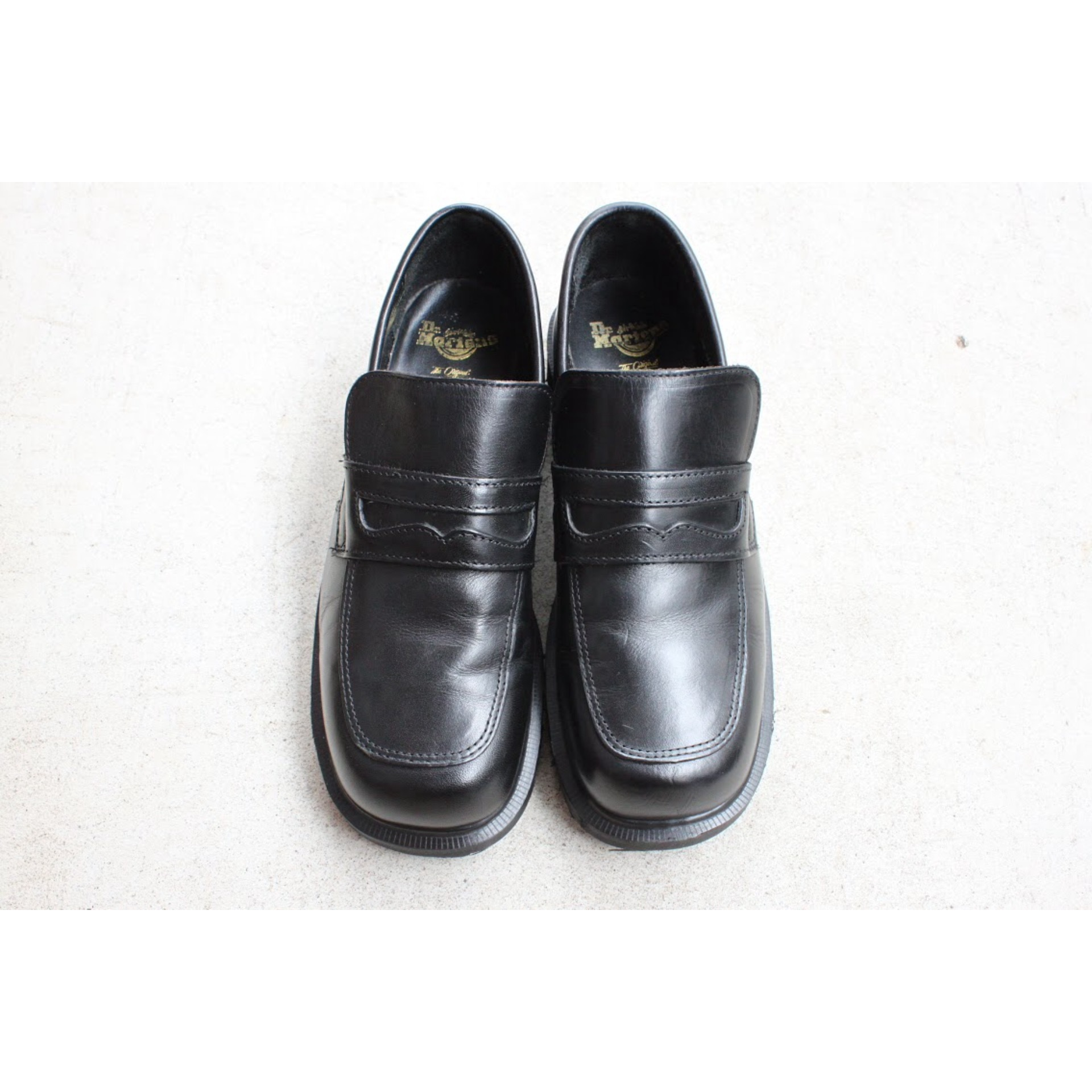 Dr. Martins loafers Made in England Size 5
