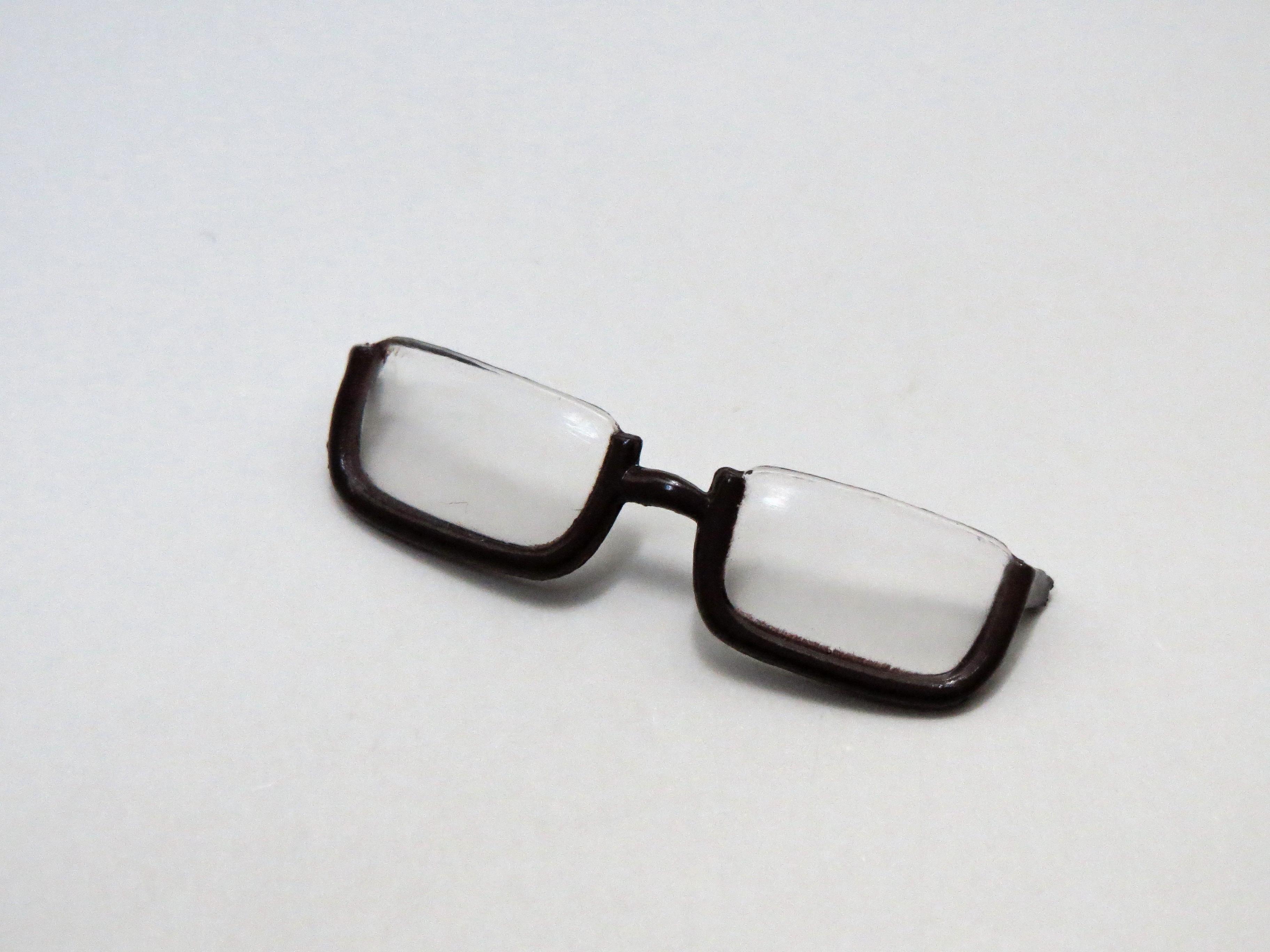 再入荷【559】 小泉花陽 練習着Ver. 小物パーツ メガネ ねんどろいど