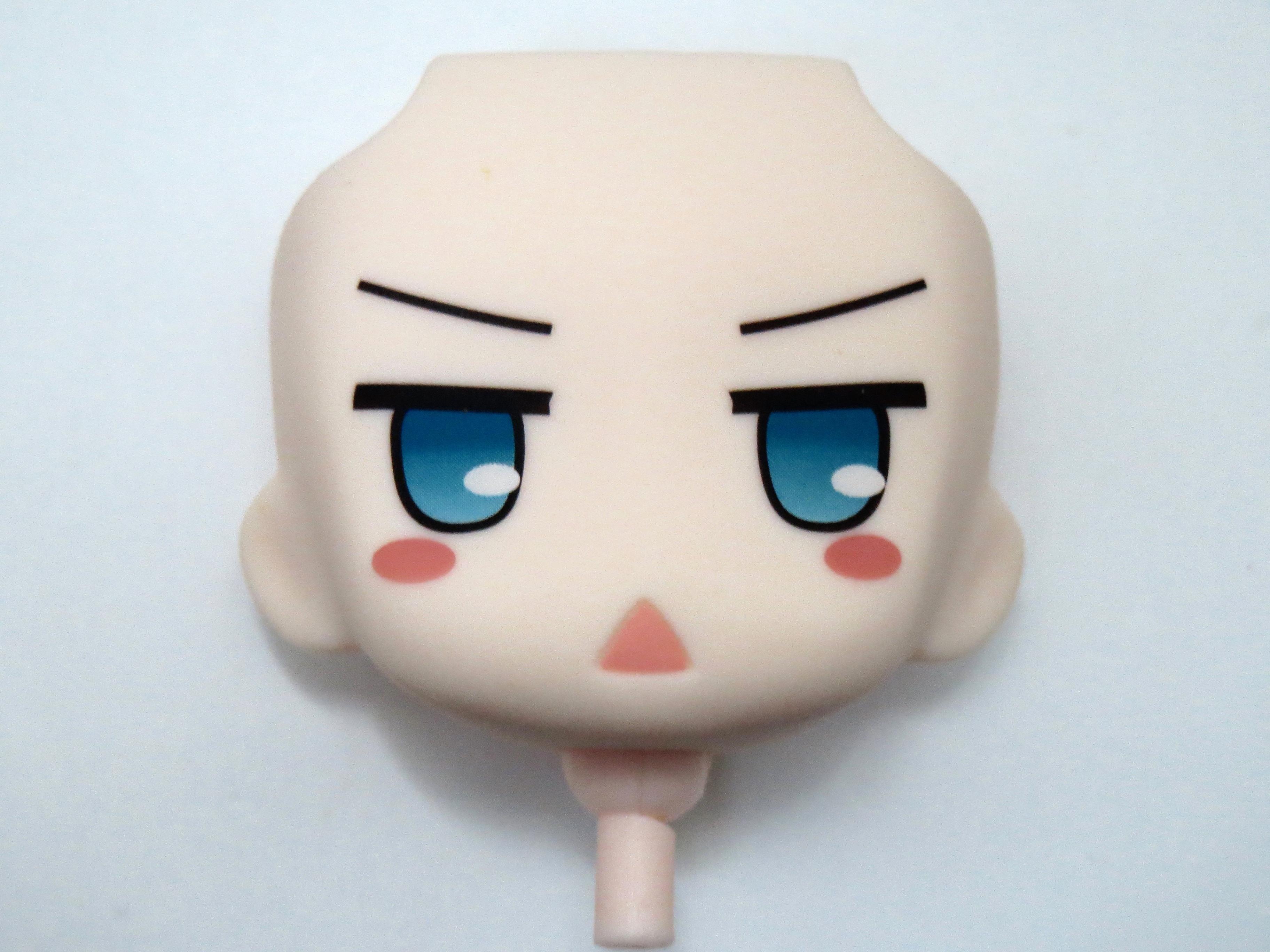 再入荷【286】 Lily from anim.o.v.e 顔パーツ ハリィ顔 ねんどろいど