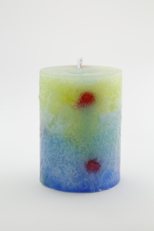 No.7 Candle Cylinder 76 1800  キャンドル