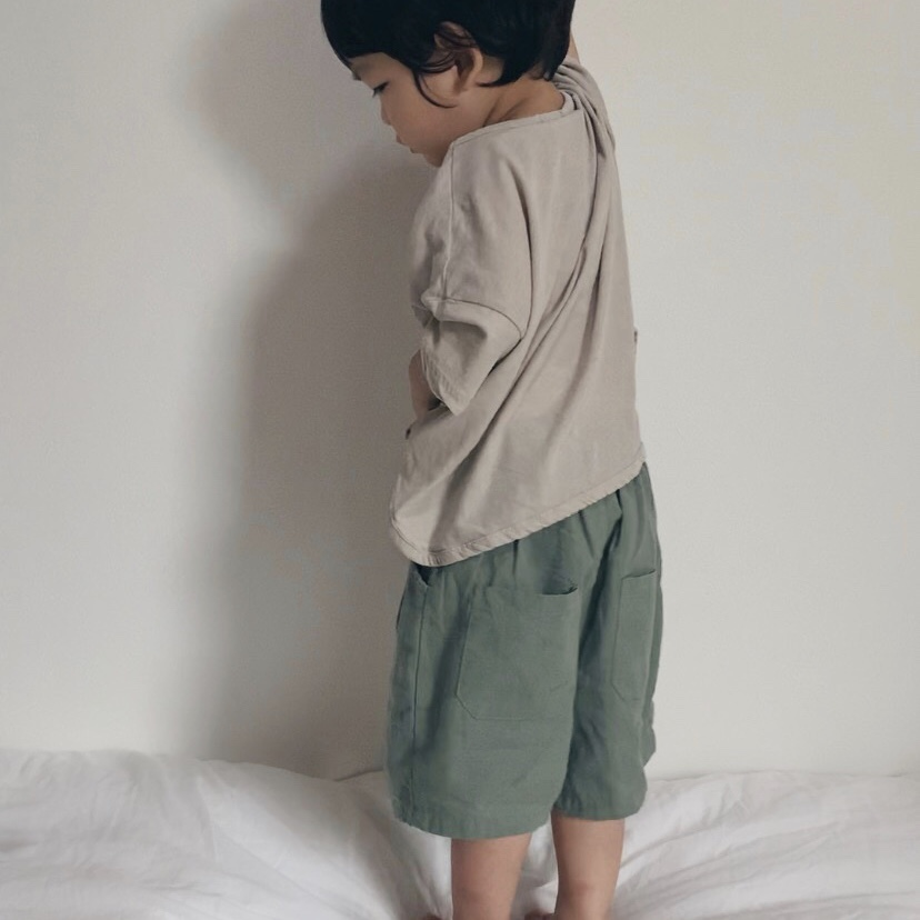 side button pants.〔サイドボタンパンツ 〕