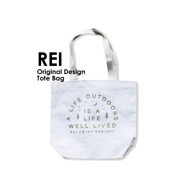 REI Original Design Tote Bag