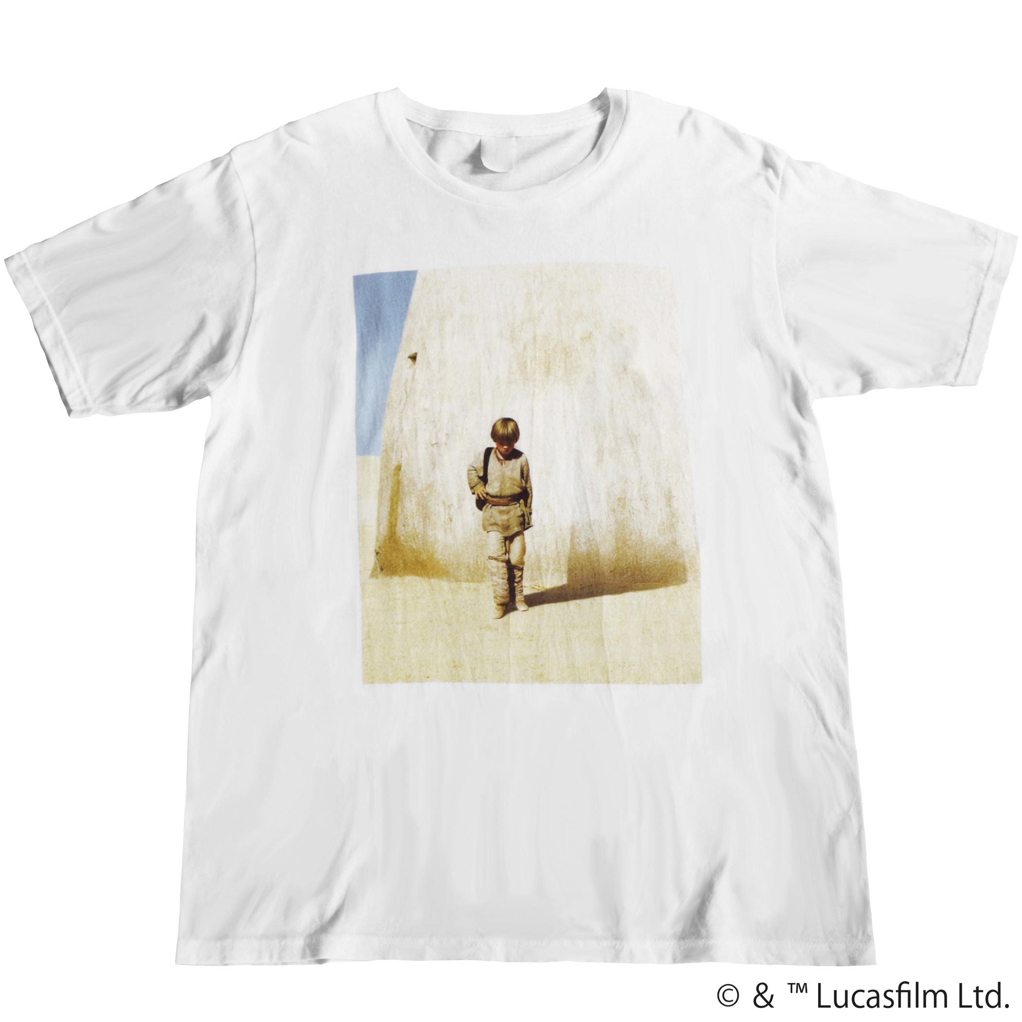 【スター・ウォーズ】アナキン・スカイウォーカー 両面プリントTシャツ