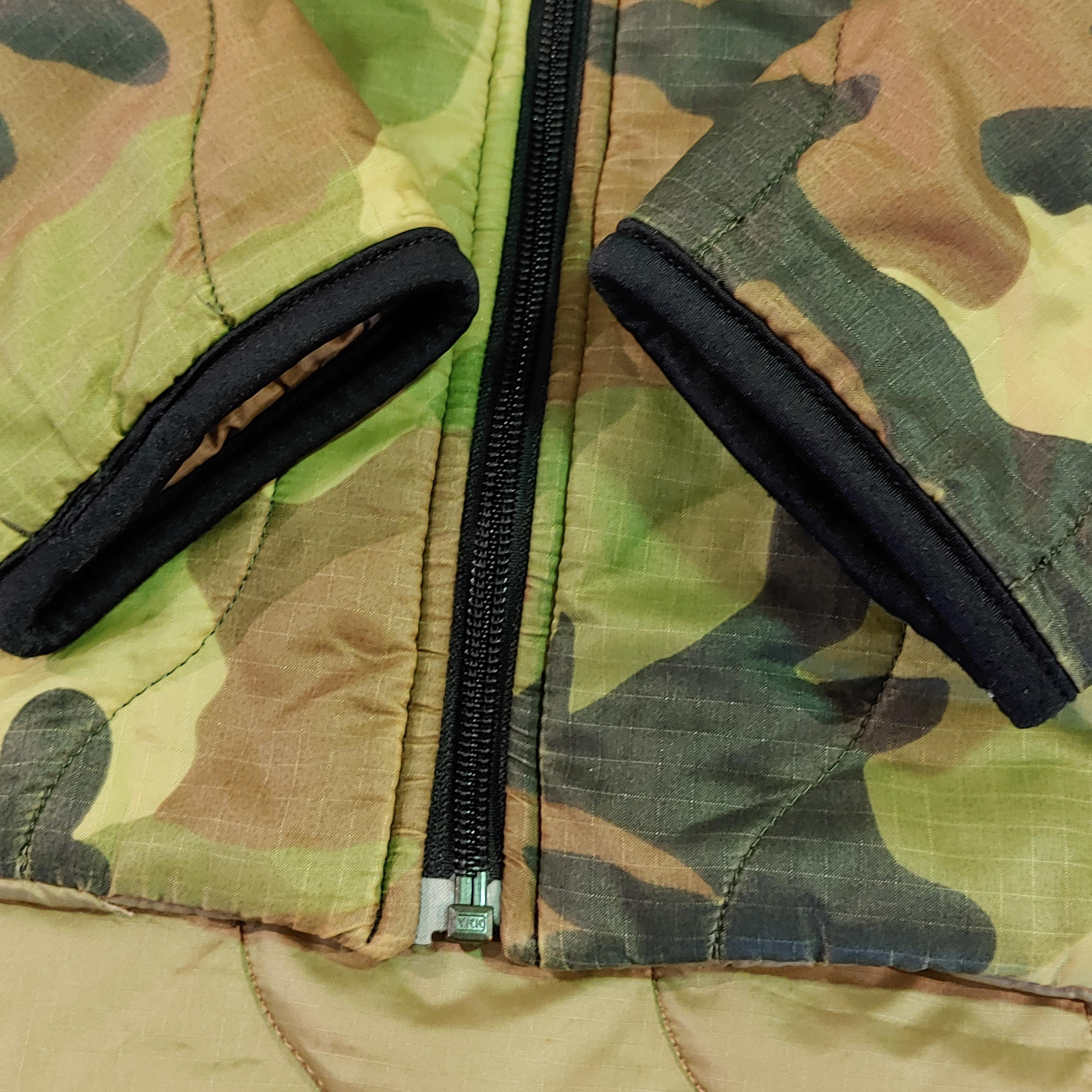 WILD THINGS【USED】PRIMALOFT Reversible Jacket