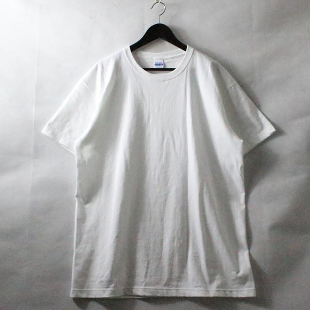 USA Cotton 7.1oz HeavyWeight S/S TEE - White -