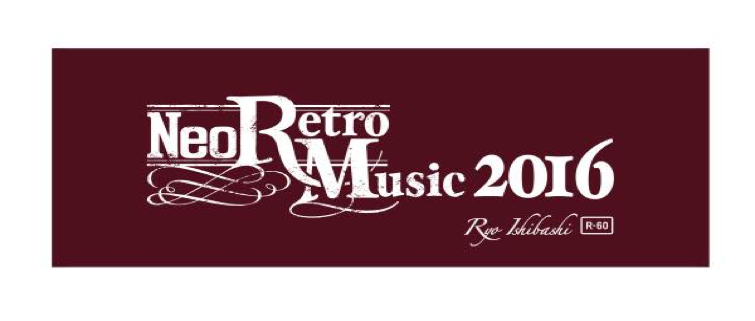 "LIVE TOUR ""Neo Retro Music 2016"" フェイスタオル"