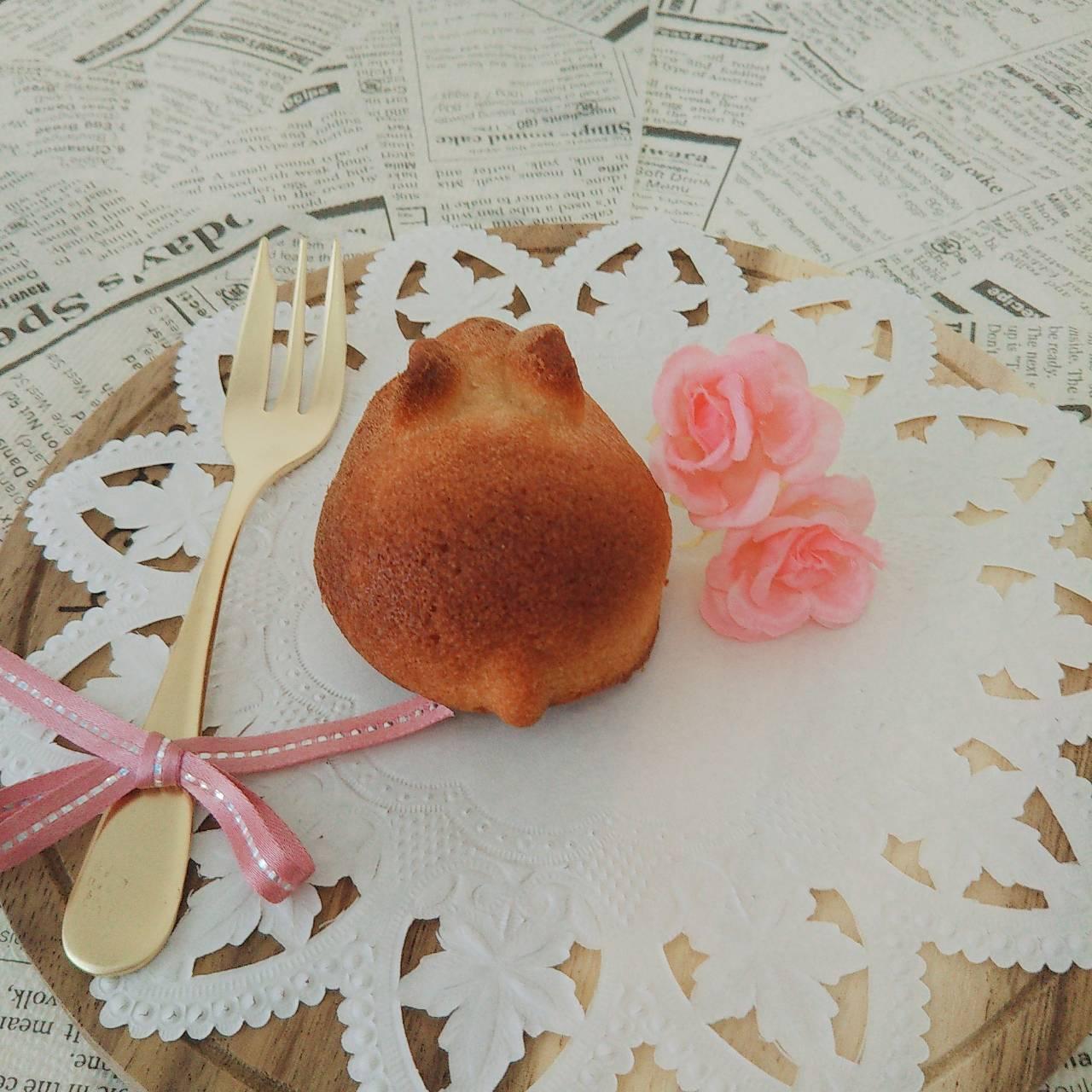 【月~金曜日発送】焼きうさぎ6羽セット(焼き菓子/フィナンシェ/お菓子ギフト)