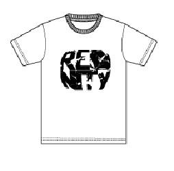 RE0NITYロゴTeeシャツ
