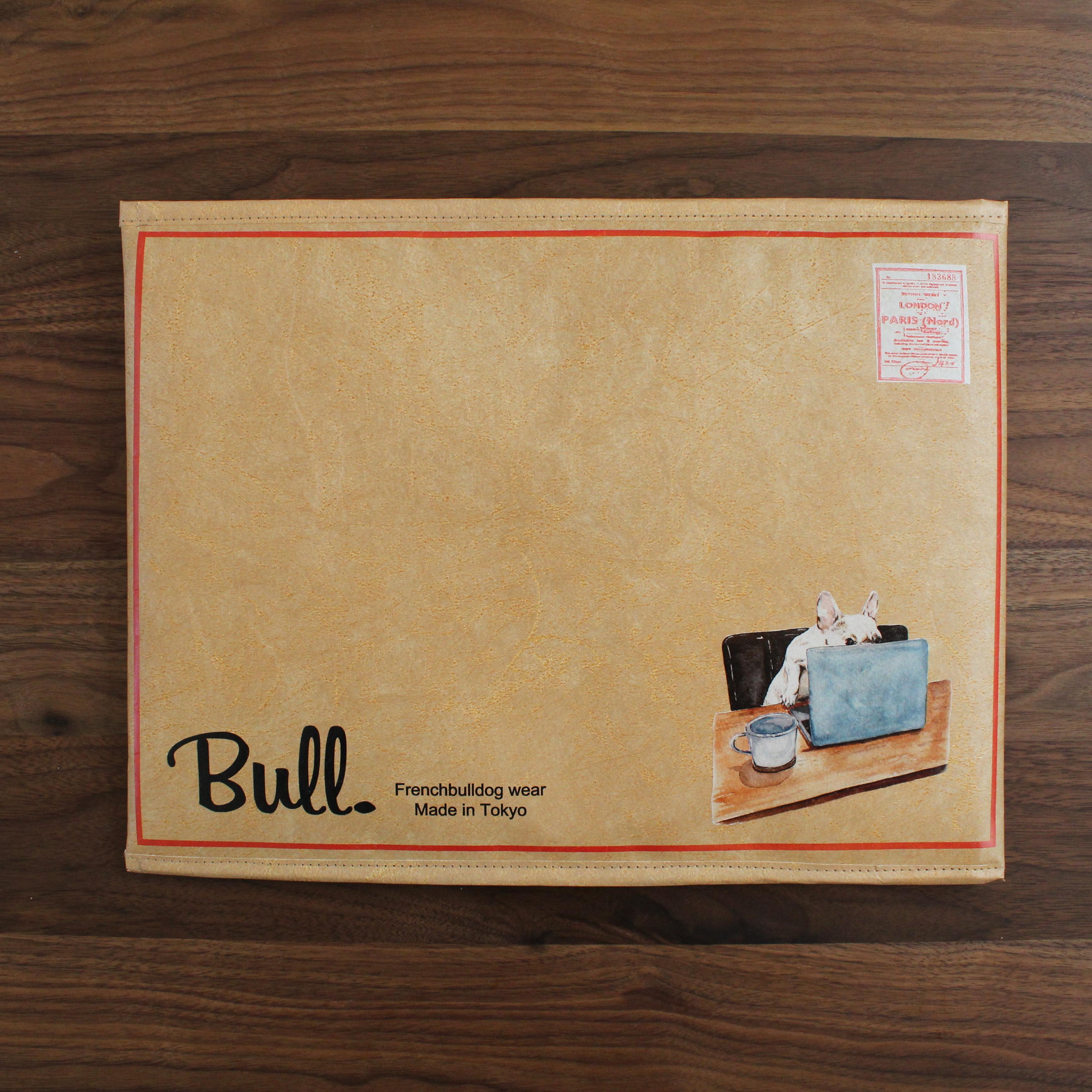 Bull. タイベック 13インチ ノートPCケース