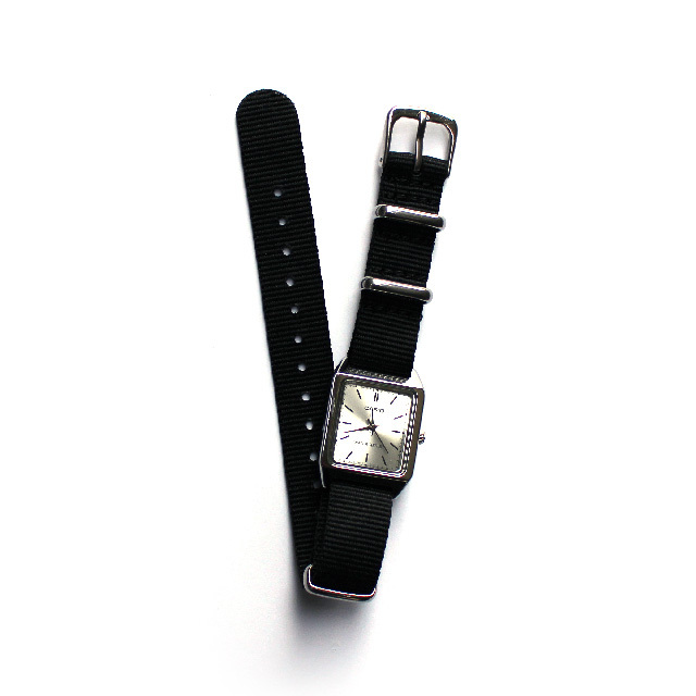Free shipping NOW!! / CASIO BASIC ANALOG 04 for Lady's / NATO-type Strap