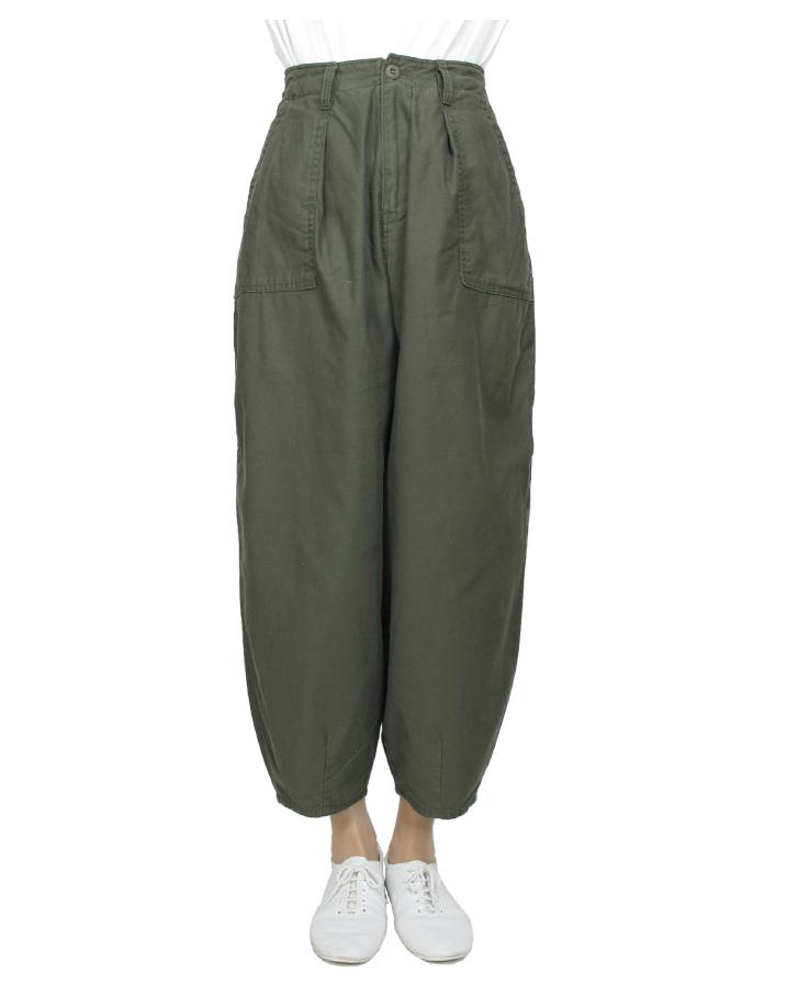 cocoon baker pants - 画像2