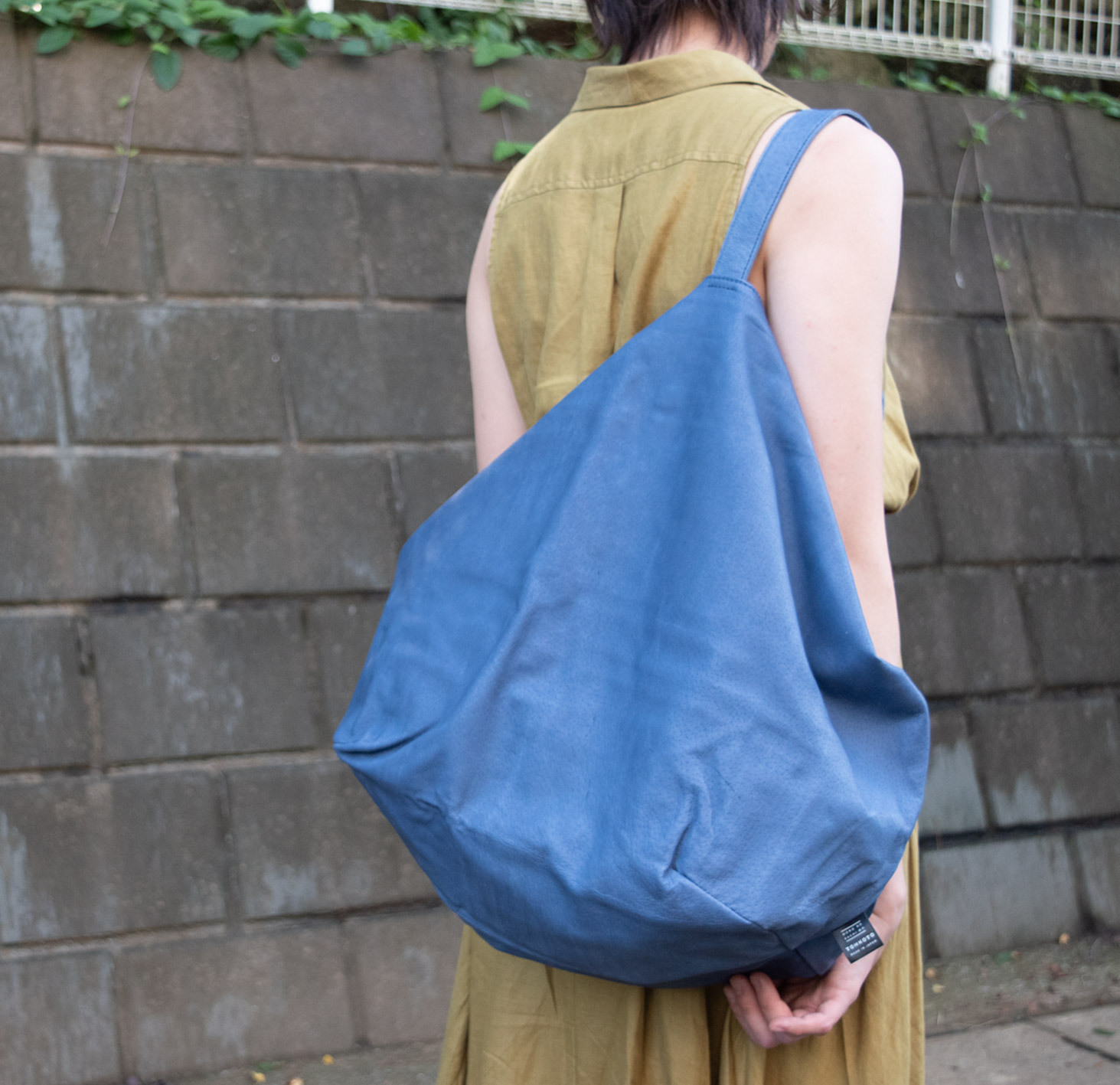ONE SHOULDER BAG -L- (HOZUKI SERIES)