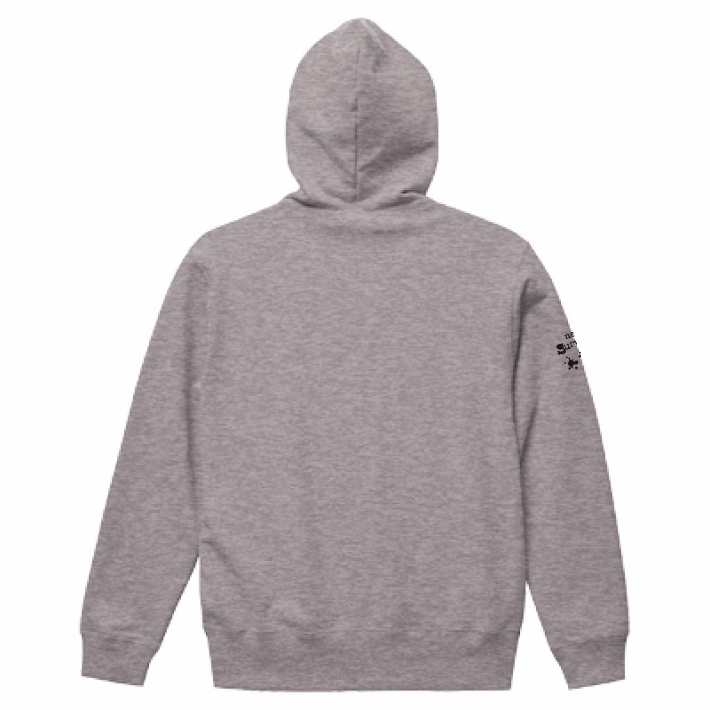 サバパンク・パーカー2020/ Gray