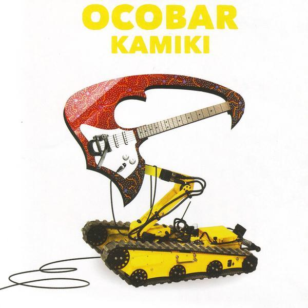 OCOBAR / KAMIKI (CD/2011)