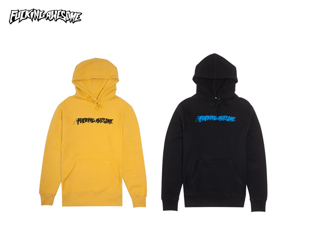 Fucking Awesome|Stamp Hoodie