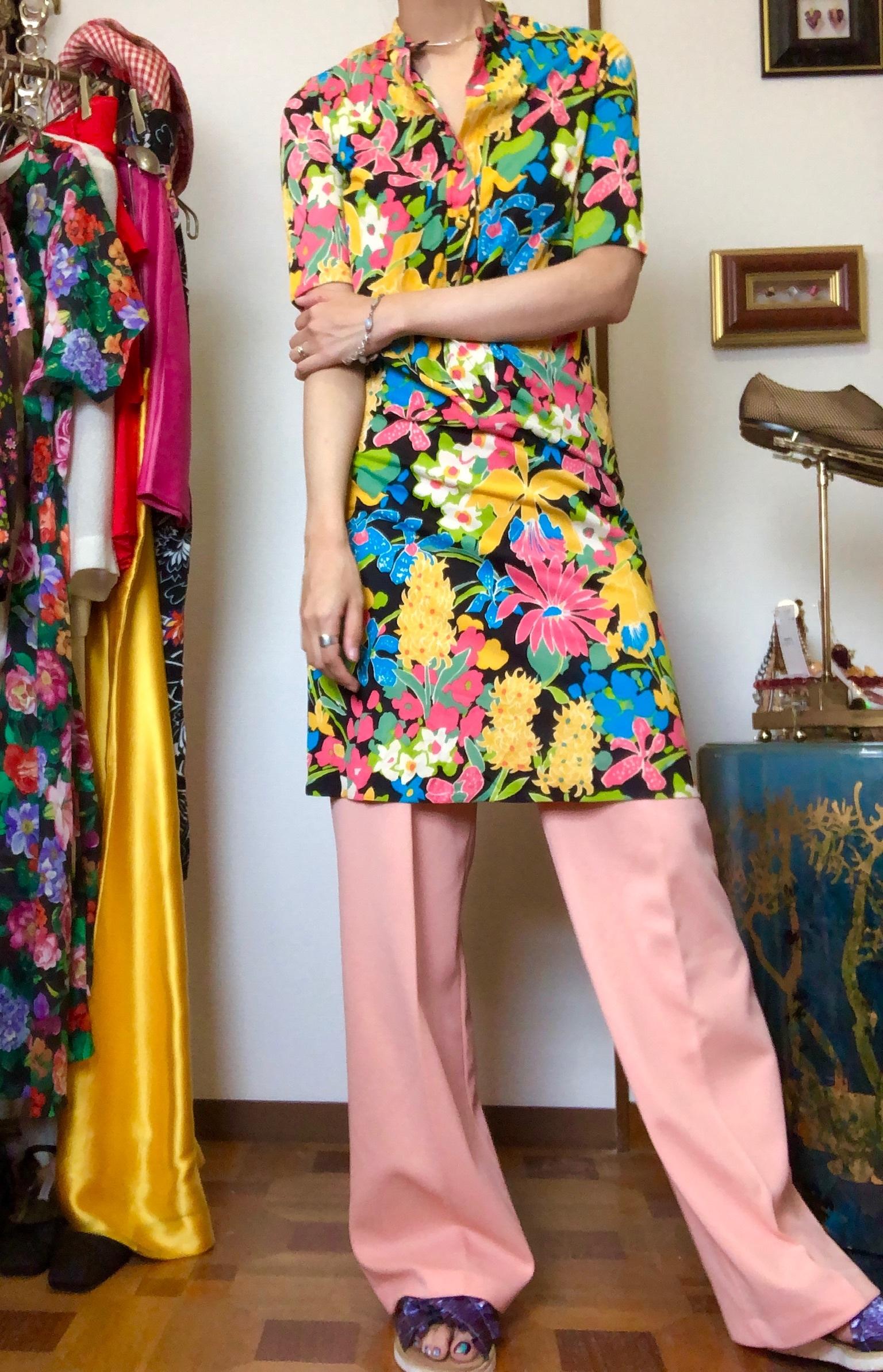 psychedelic nocallar dress