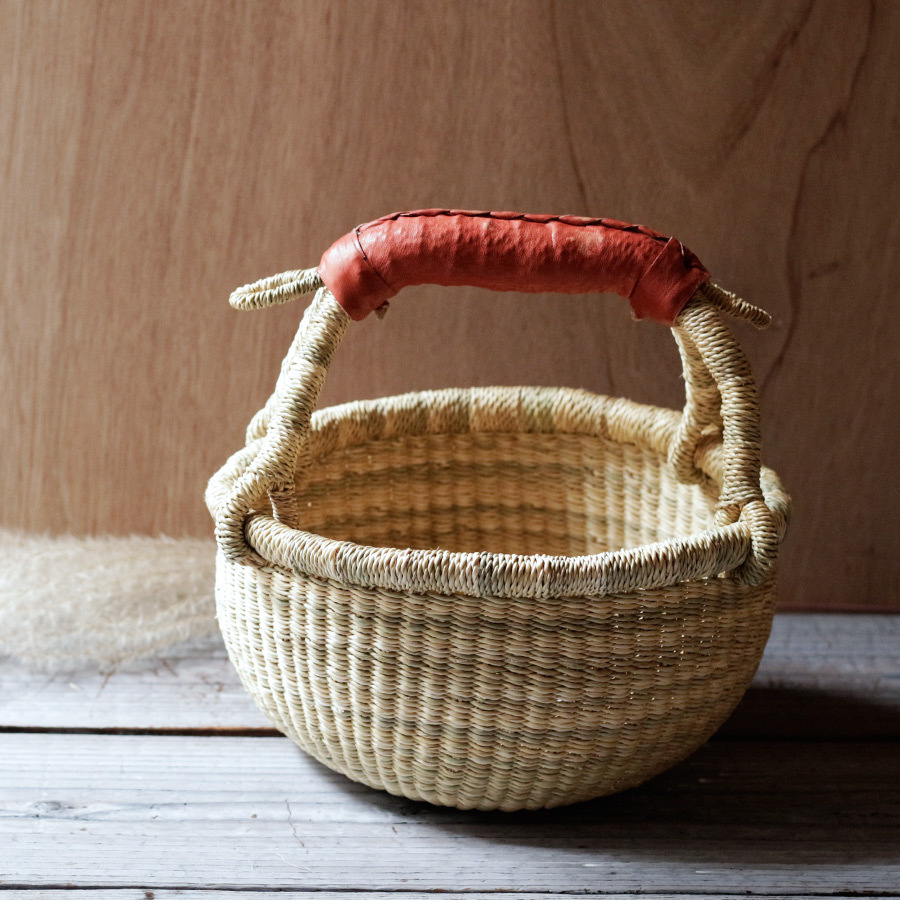 Bolga Basket Round / S B
