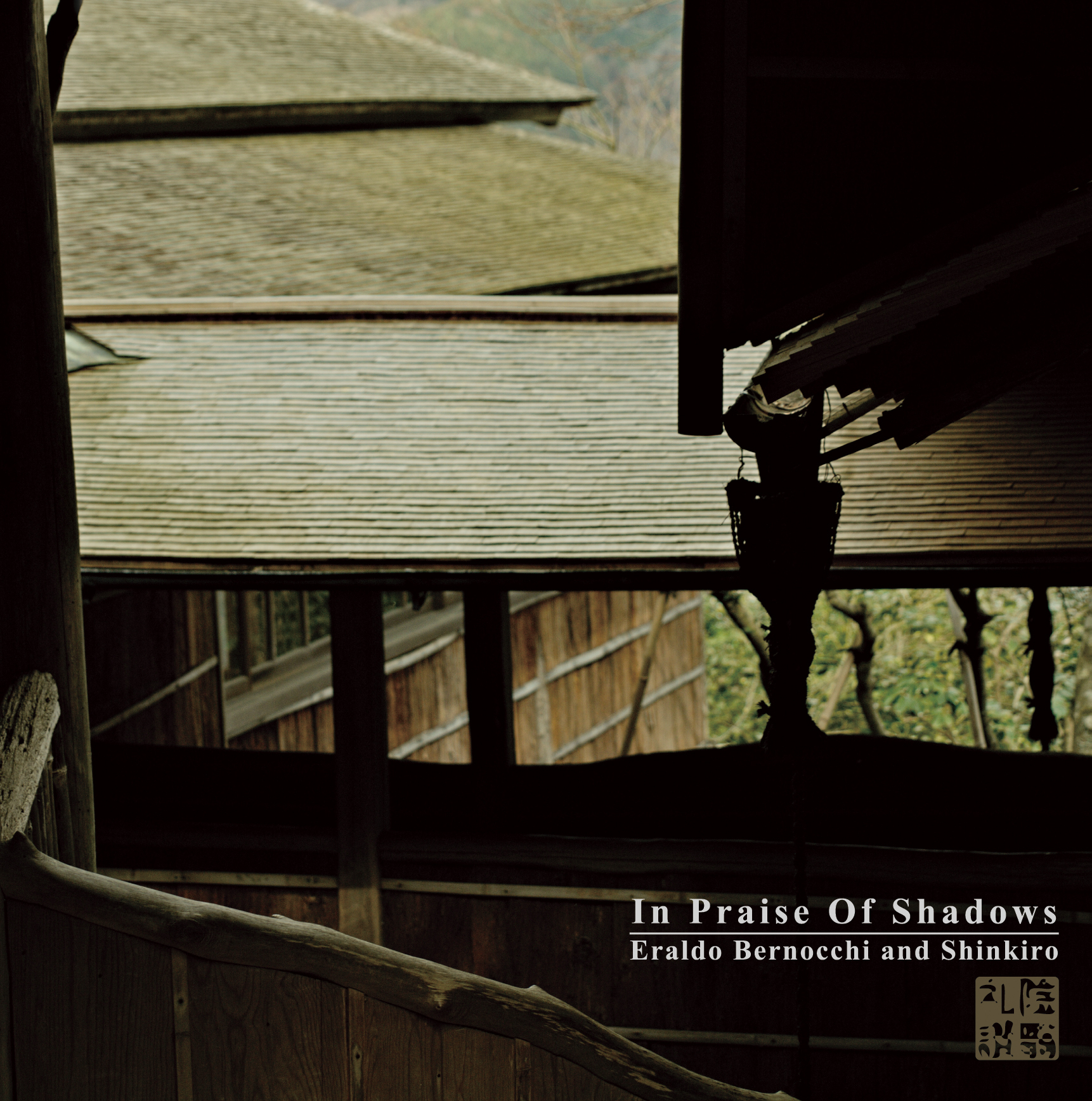 Eraldo Bernocchi and Shinkiro - In Praise Of Shadows  CD - 画像1
