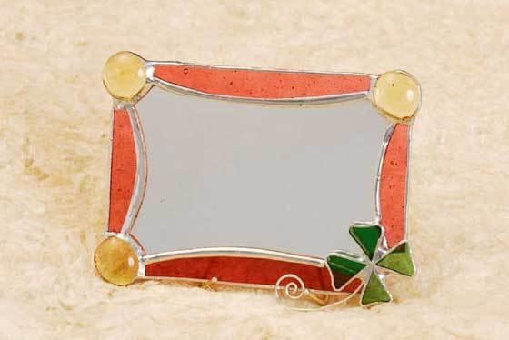 プチクローバーミラー(ステングラスのミラー) 02060102