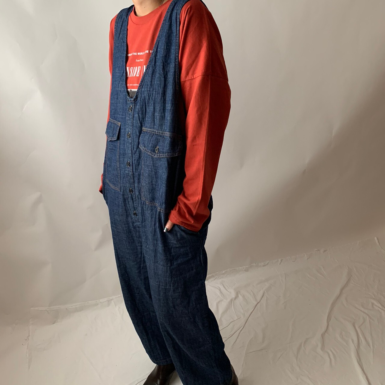 【asyu】casual all-in-one
