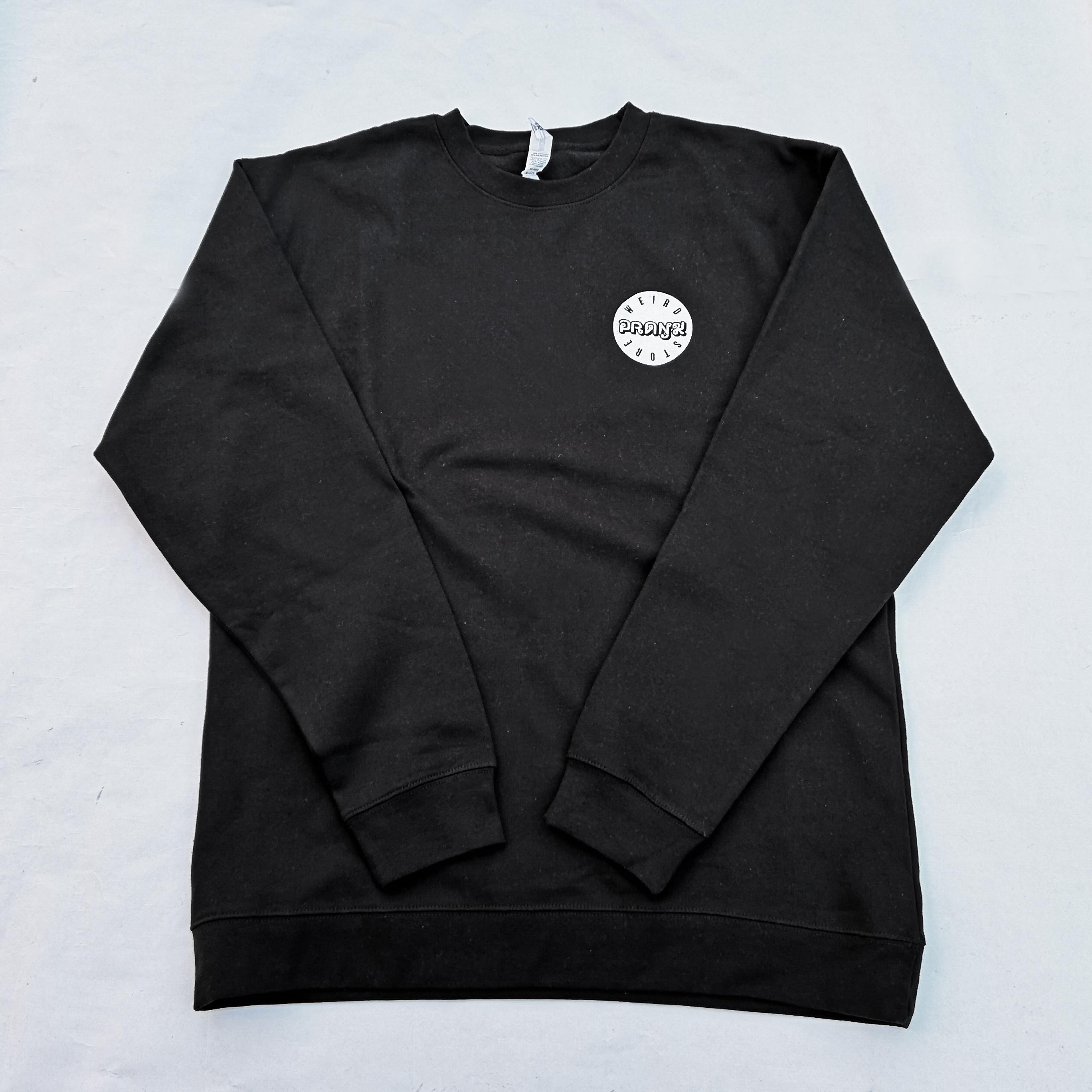 PRANK SIGN SWEAT BLACK XL