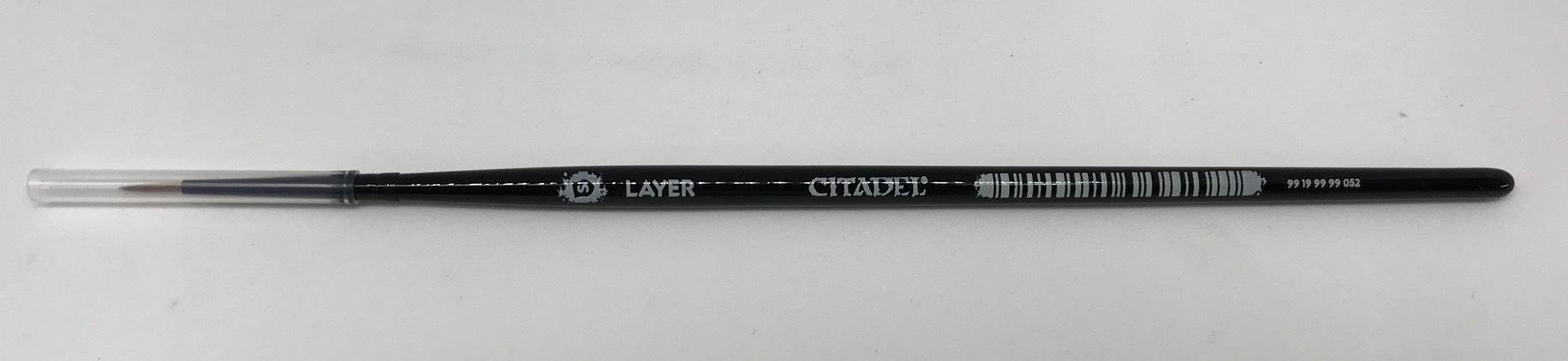 CITADEL SMALL LAYER BRUSH