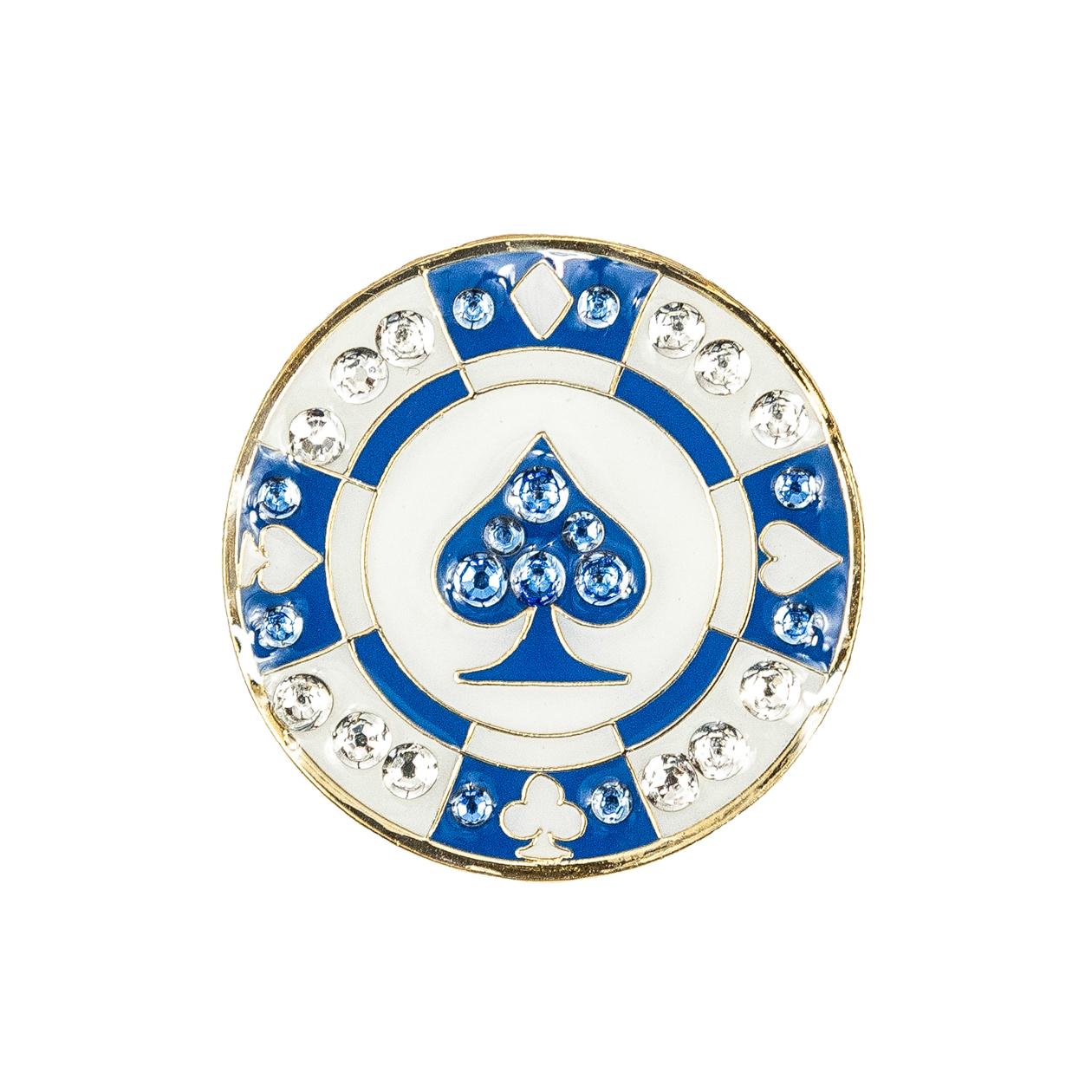 50. Poker Chip Spade
