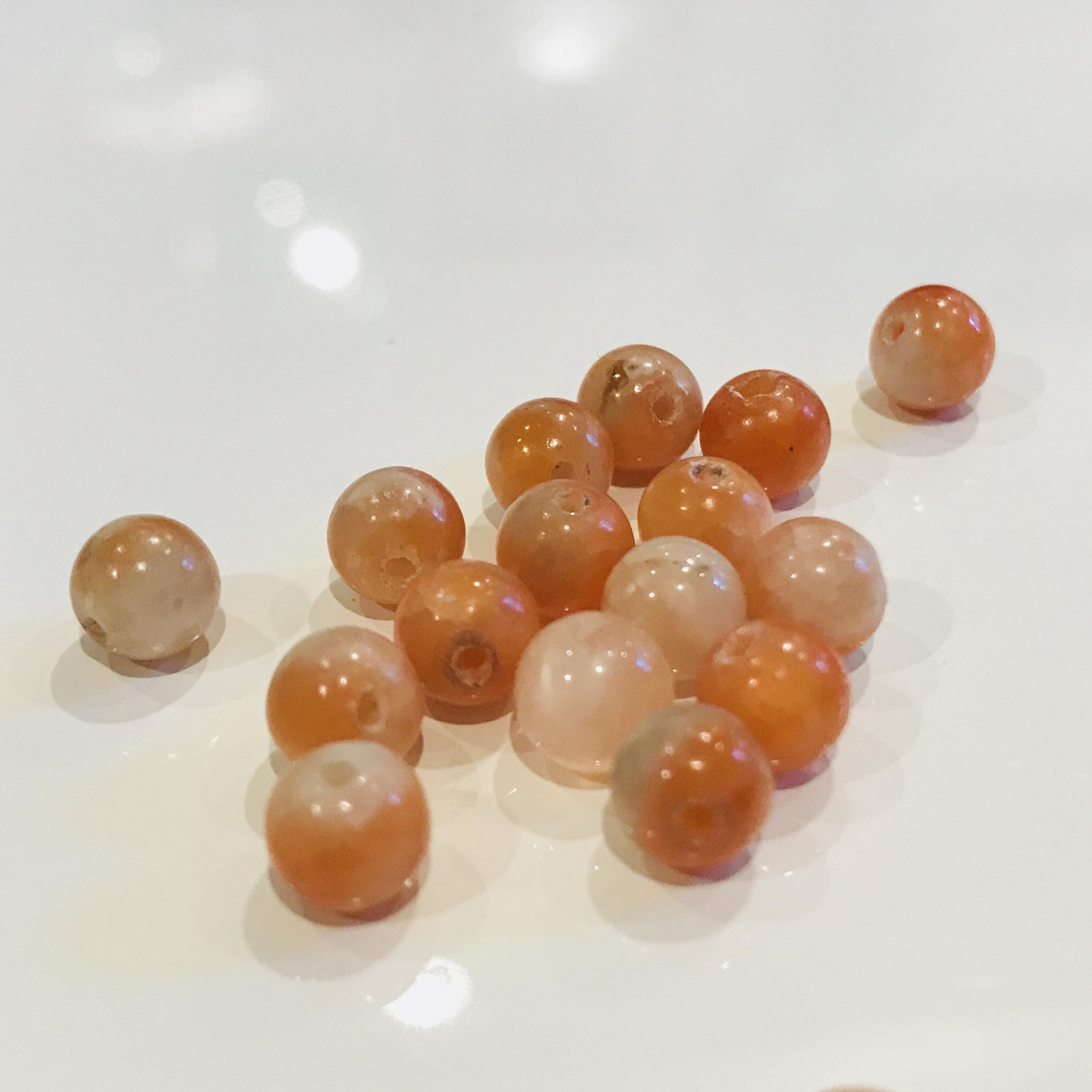 ポジティブパワー オレンジカルサイト 6mm玉