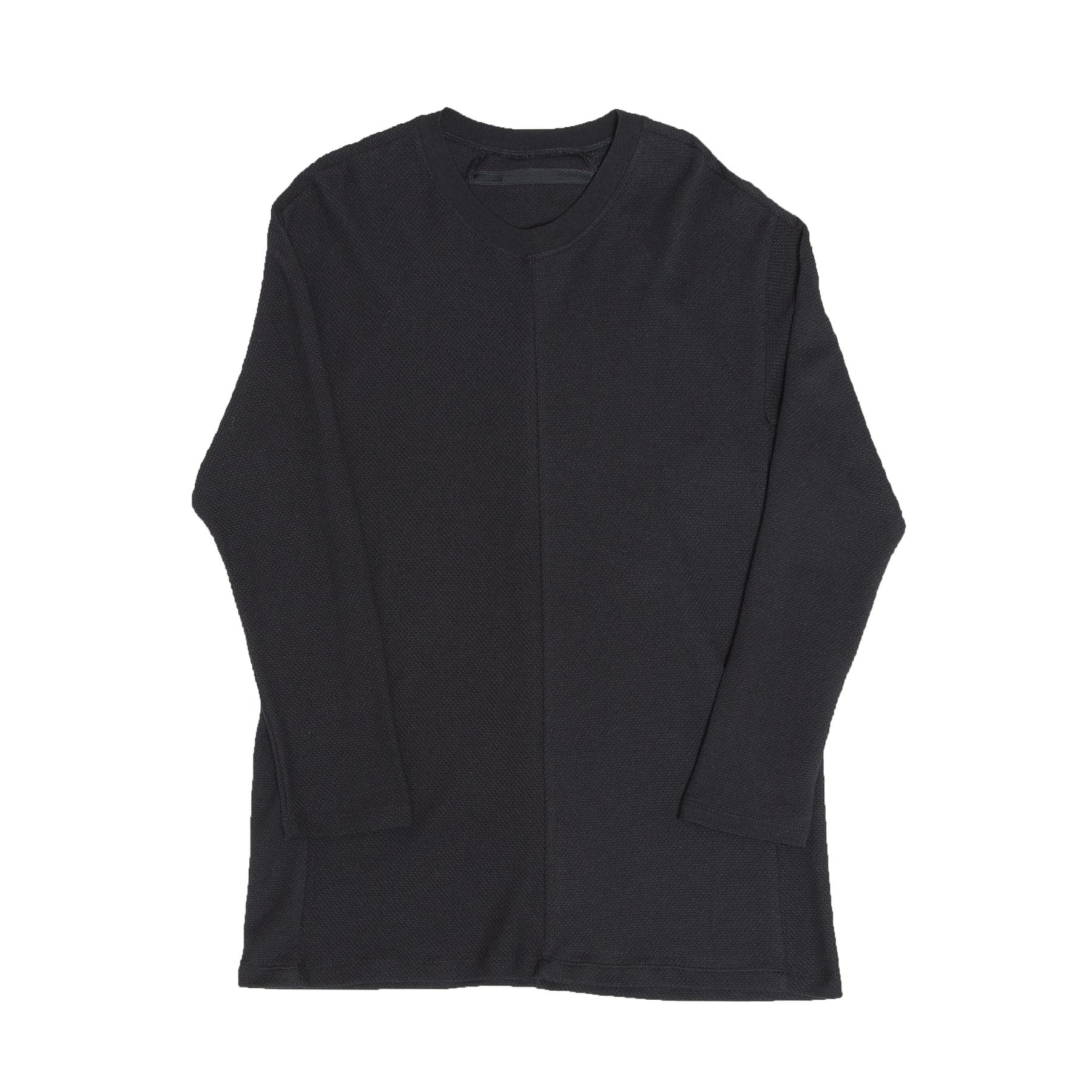 620CUM9-BLACK / クルーネックT-シャツ ver.2