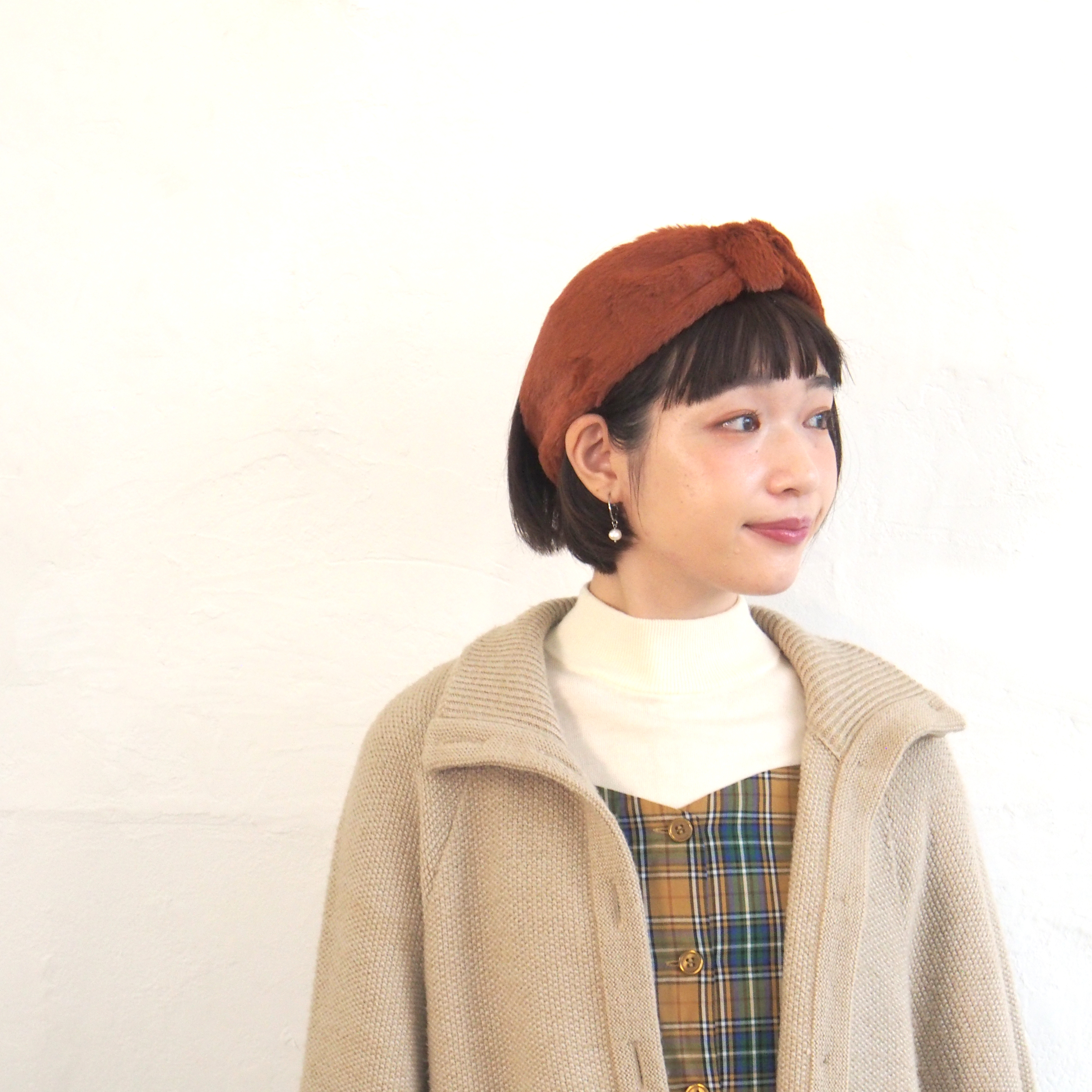 【BuLuKa】ファーターバン 98-1176