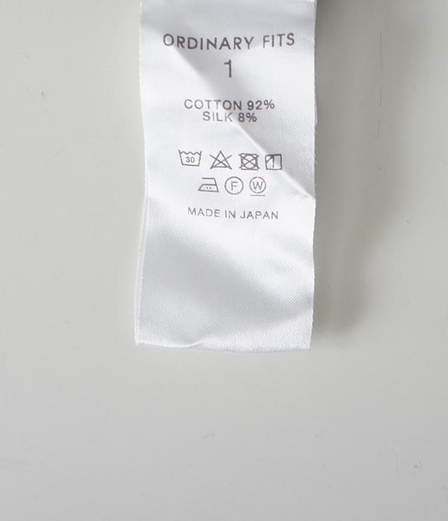 ORDINARYFITS オーディナリーフィッツ CRANKYパンツ SALE セール レディース パンツ クロップド 春 夏 秋 冬 通販 【返品交換不可】 (品番om-p126)