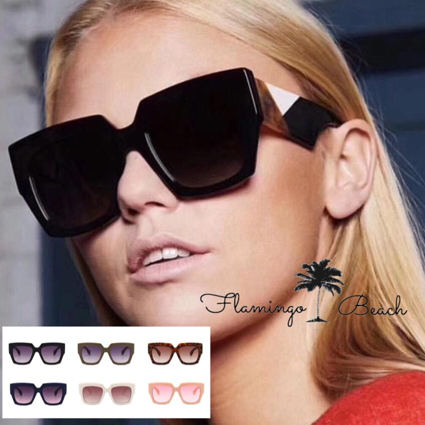 【FlamingoBeach】mulch sunglasses