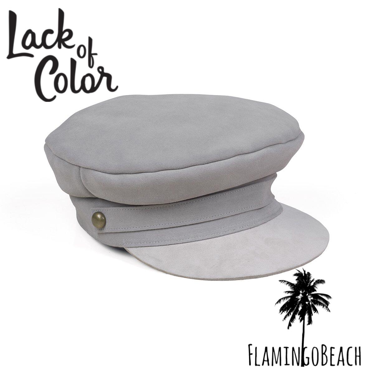 限定販売【Lack of Color】Lola Cap - Gray ラックオブカラー