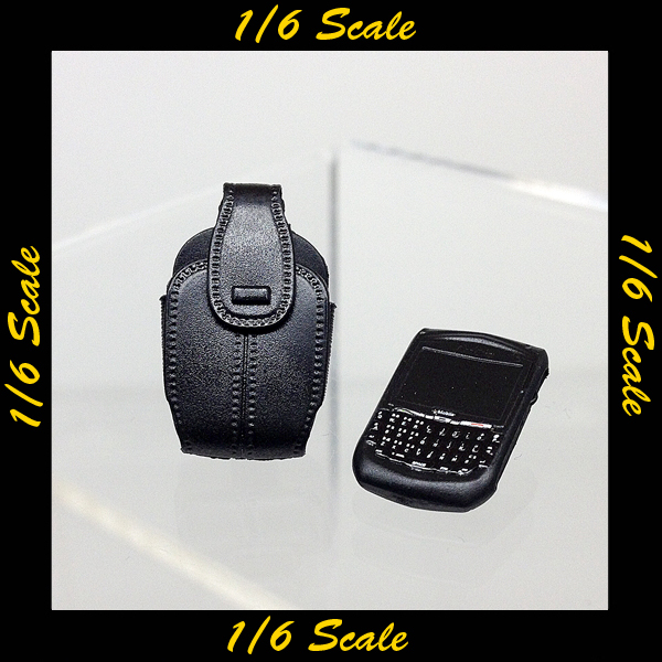 【01999】 1/6 DID LAPD SWAT 2.0 BB-8700G 携帯電話