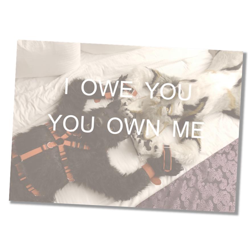 (B5版) I OWE YOU / YOU OWN ME