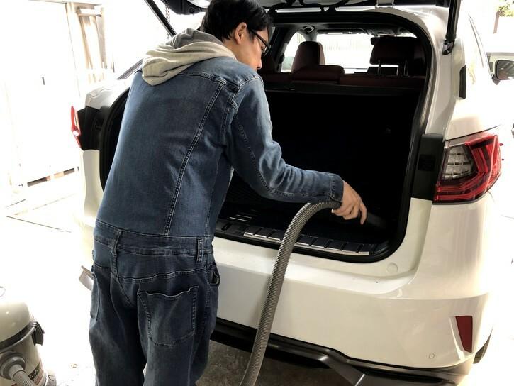 今だけキャンペーン500円引き!!!Ancar車内清掃