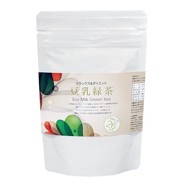 【クーポン対象外】豆乳緑茶(10杯分)3袋セット