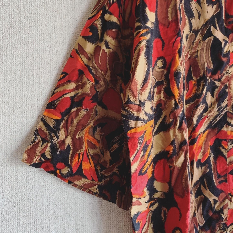 【SALE】vintage bell sleeve design tops