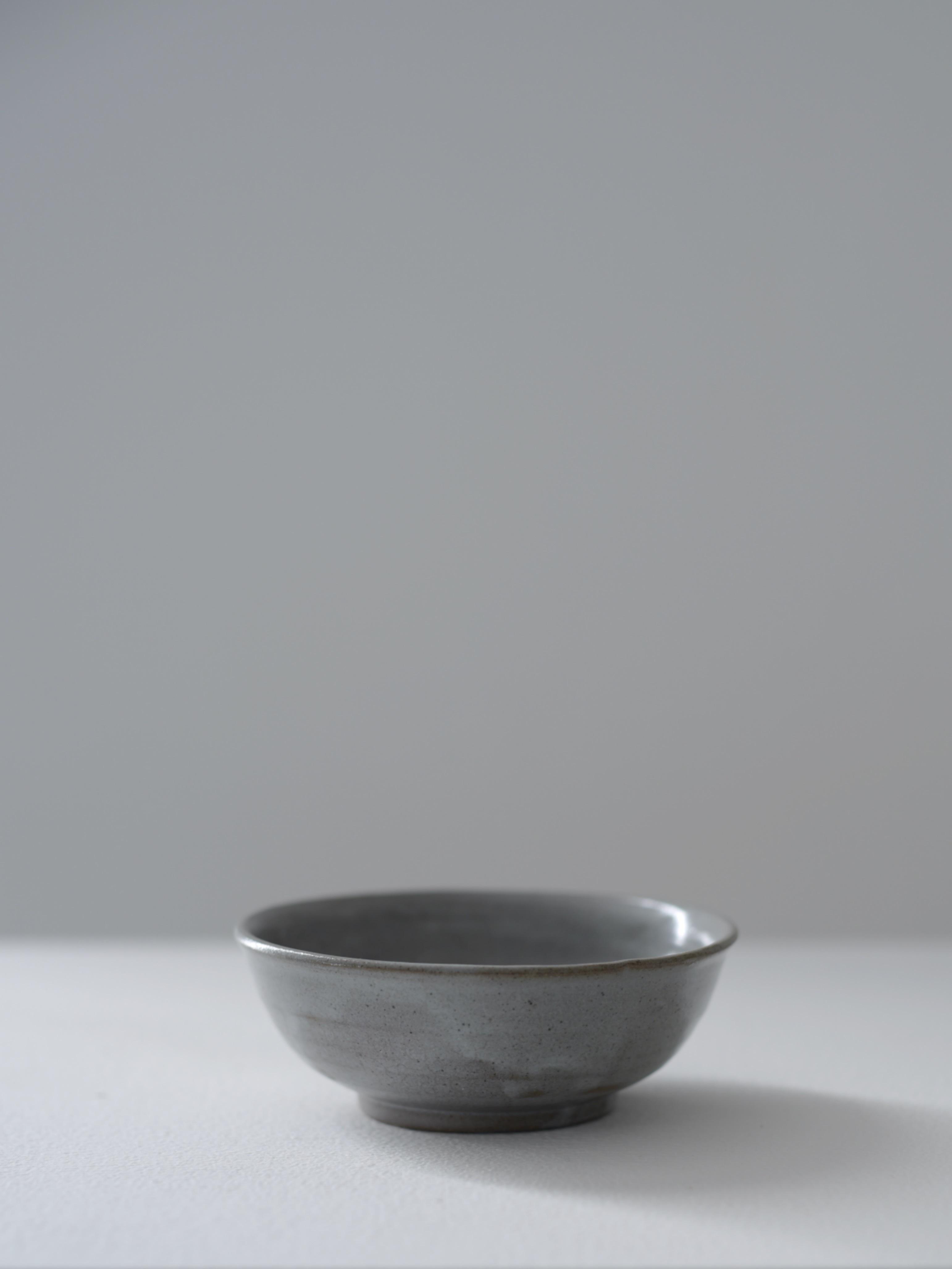 安部太一 長石釉小鉢