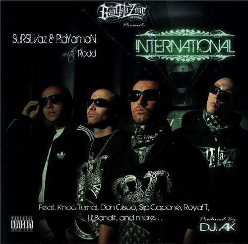 SurSilvaz & Playaman with Rodd - International