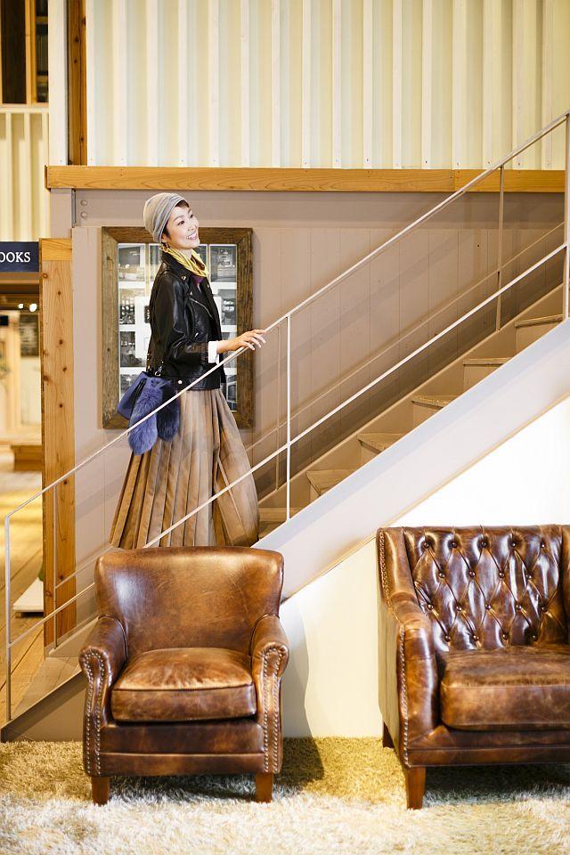 【送料無料】こころが軽くなるニット帽子amuamu|新潟の老舗ニットメーカーが考案した抗がん治療中の脱毛ストレスを軽減する機能性と豊富なデザイン NB-6060|空五倍子色(うつぶしいろ) - 画像4
