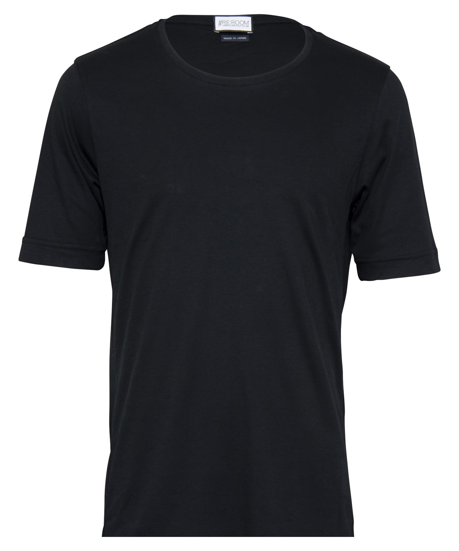 PREMIUM COTTON DRESS CREW NECK T-shirts[RUC001]