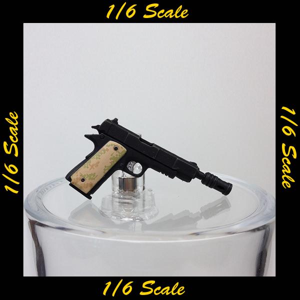 【00781】 1/6 ホットトイズ ロイス M1991 カスタム UCP
