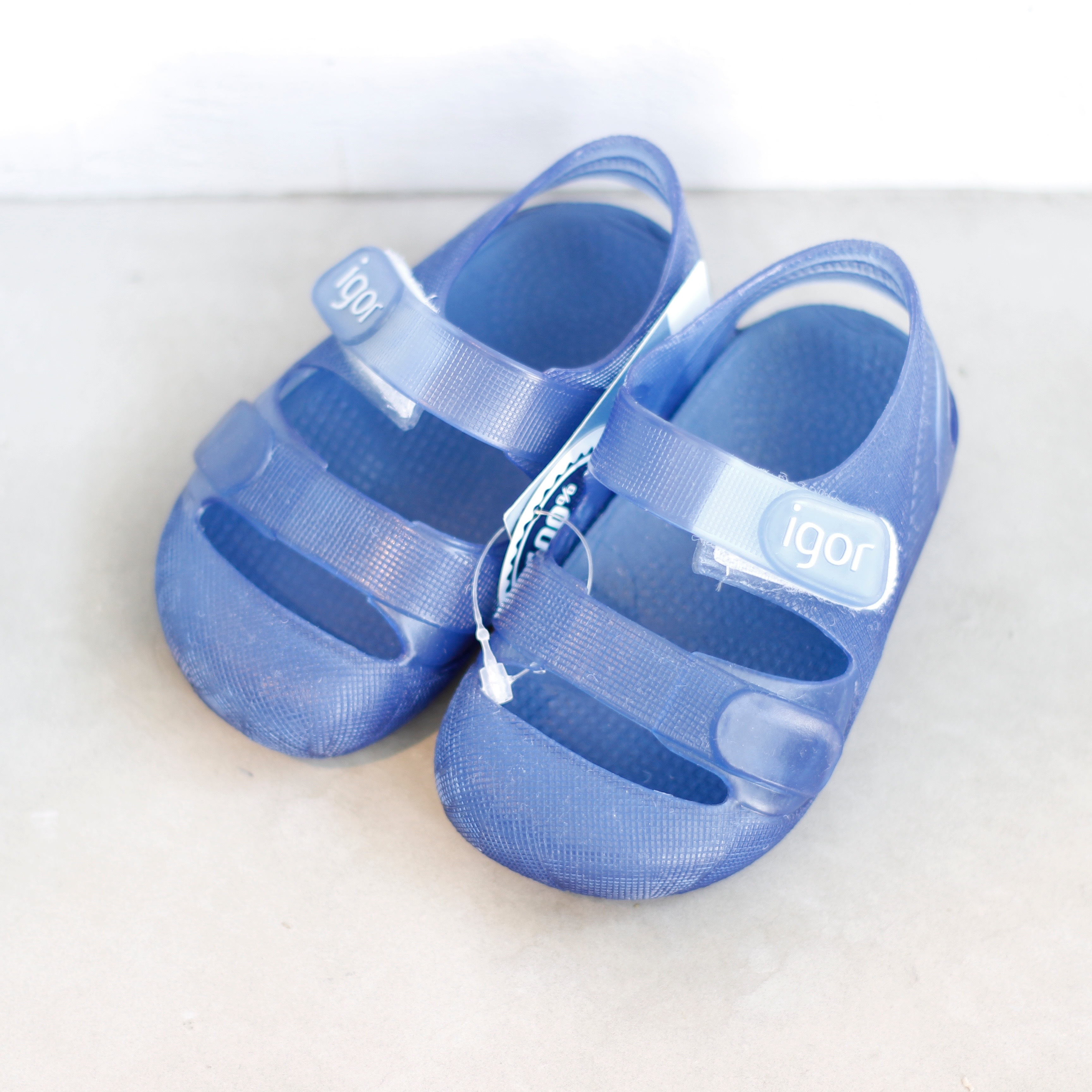 《igor》BONDI / Azul(blue)/ 16.5cm・17cm