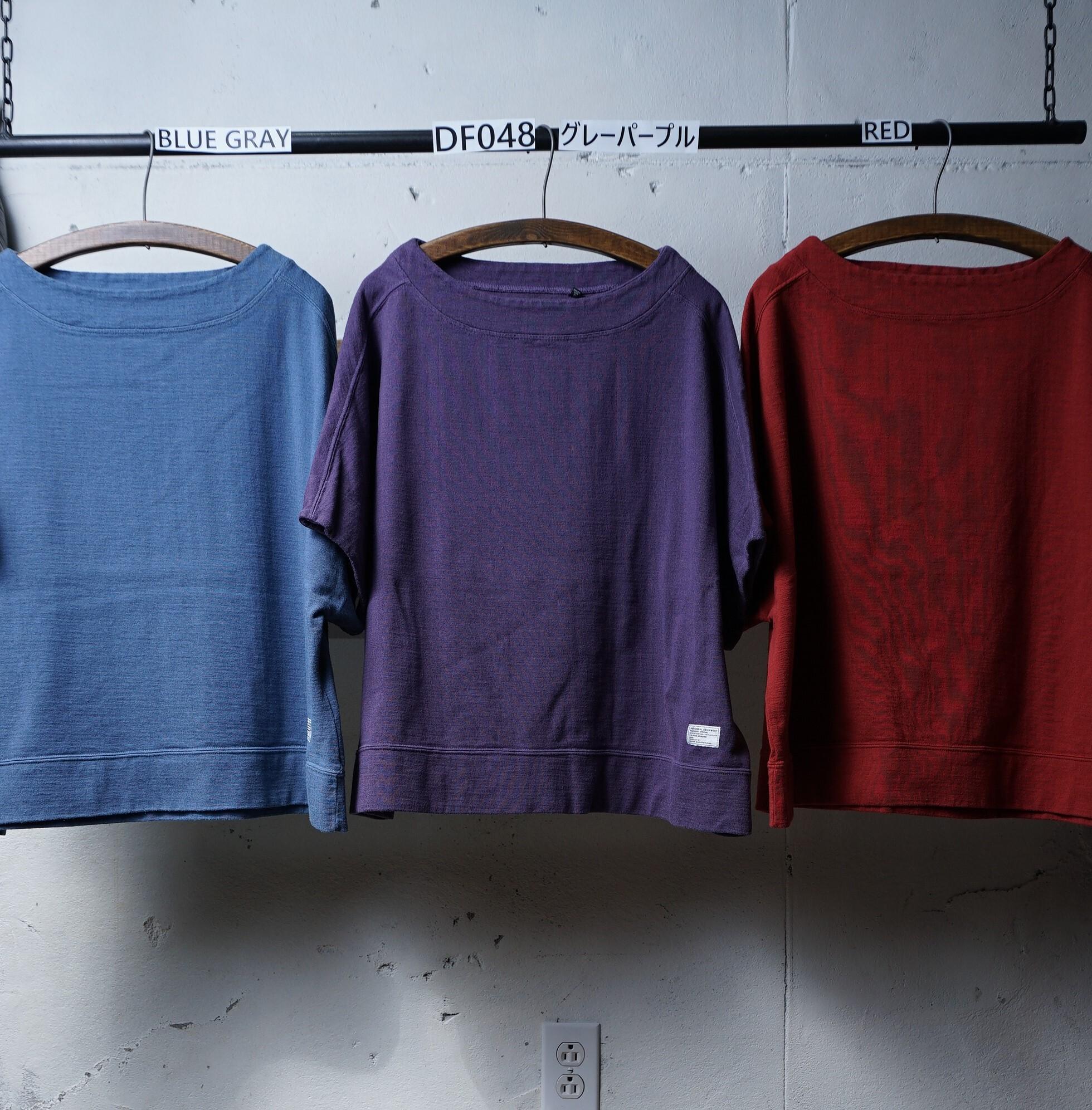 【3月~4月お届け】 クラシックハーベスト 吊り編み綿レーヨン プルオーバー